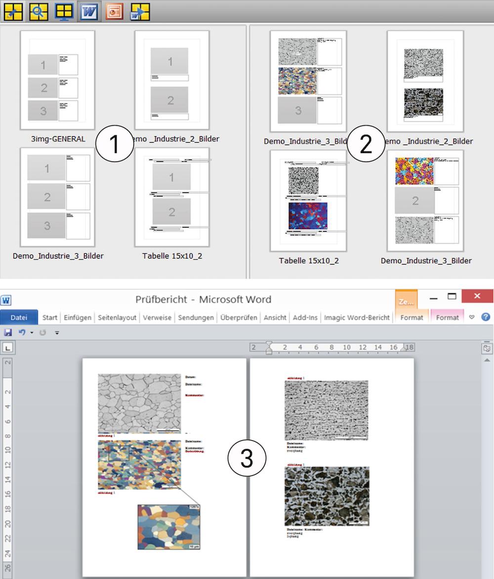 Als WORD® kalibrieren lernte | Imagic Bildverarbeitung AG